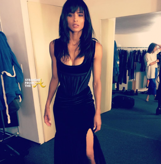 Ciara Fitting 1