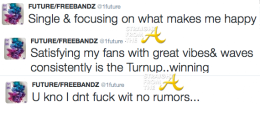 Future Blac Chyna Tweets 2015