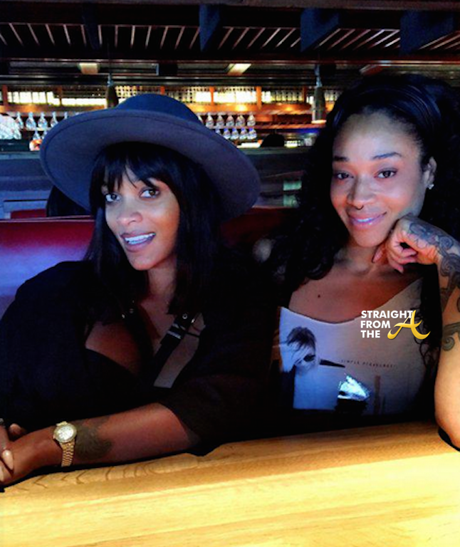 Is mimi faust who Ty Young