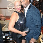 Kim Fields and Husband