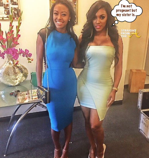 Lauren Porsha Williams Pregnant 2015