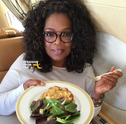 Oprah Winfrey Weight Watchers StraightFromTheA