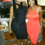 Porsha Williams Quad Webb Lunceford