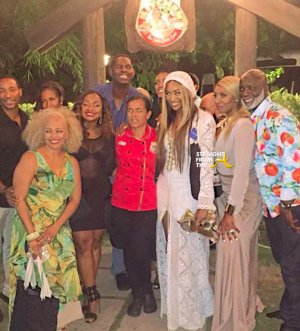 RHOA S8 Group Shot Jamaica 2