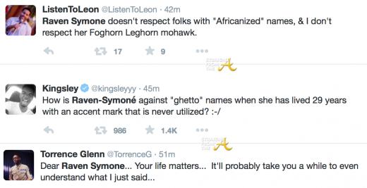 Raven Symone Tweets 3