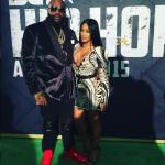 Rick Ross Lira Galore 2015 Hip Hop Awards