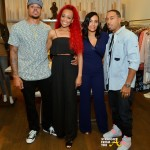 Monica, Shannon Brown, Larenz Tate & More Support Eudoxie Bridges' 'Unspoken Angels' Sip & Shop… [PHOTOS]