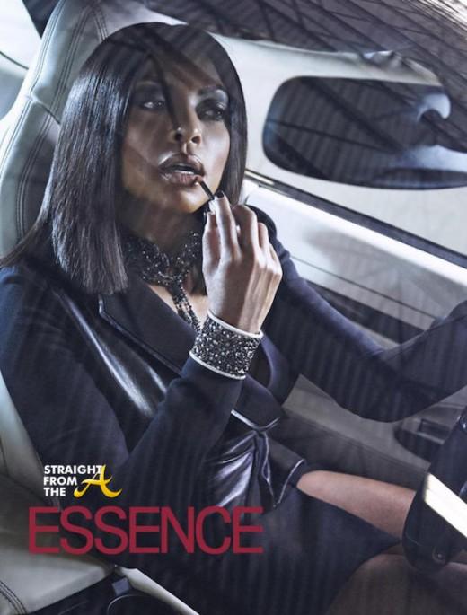 Taraji P Henson Essence 2015 4