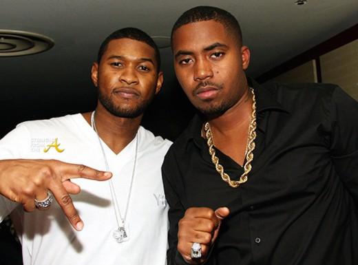 Usher Nas
