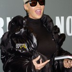 INF - Amber Rose Signs Copies Of Her Book 'How to Be a Bad Bitch'