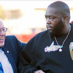 Bernie Sanders Killer Mike 1