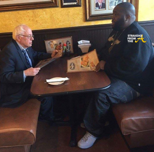 Bernie Sanders Killer Mike 2