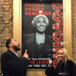 Chuck Mynique Smith - Nene Leakes Broadway