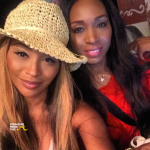 Cynthia Bailey and Mallorie