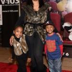 Monyetta Shaw and Kids