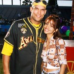 Halle Berry David Justice 4