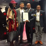 City of Atlanta Honors #EMPIRE's Jussie Smollett with Proclamation During Sean Jean #DreamBig Event… [PHOTOS]