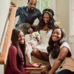Kandi Todd Tucker Family Ebony 2015