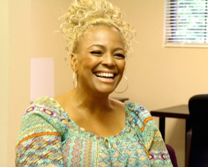 Kim Fields RHOA