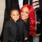 Monica and Daughter Laiyah Brown