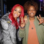Monica and Fan - Code Red Tour 1