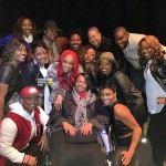 Monica Brown Shares 'Code Red' Experience With Memphis Fans… [PHOTOS]