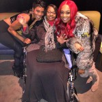 Monica and Fans - Code Red Memphis 2