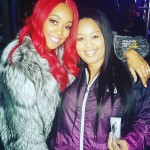 Monica and Fans - Code Red Memphis 6