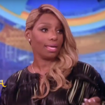 Nene Leakes The View 6