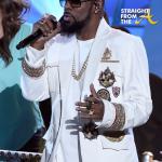 R. Kelly Soul Train Awards 2015