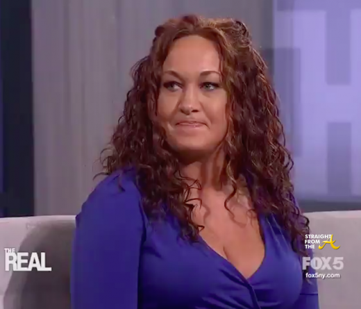 Rachel Dolezal The Real