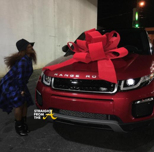 Reginae Range Rover 2015