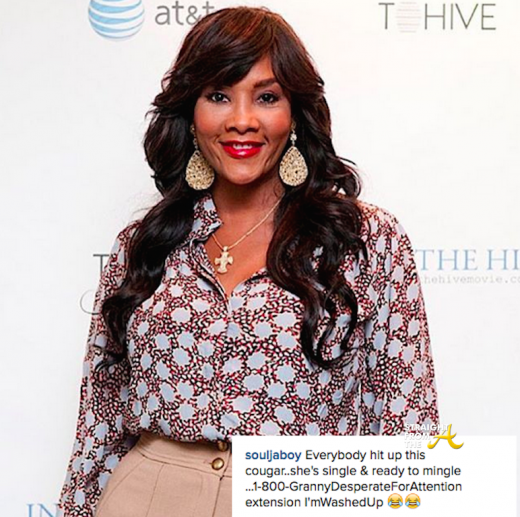 vivica fox soulja by IG