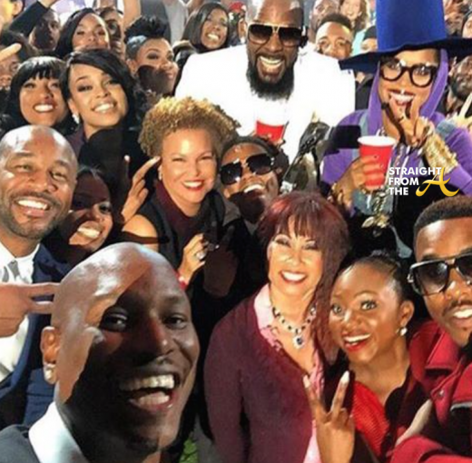 Soul Train Selfie