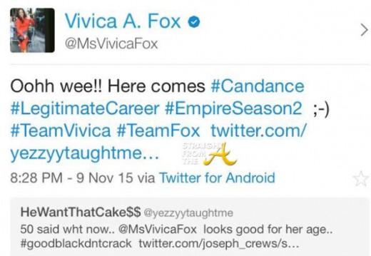 Vivica Fox Tweet 5