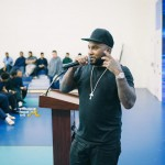 Young Jeezy Spreads 'Church' in The Juvenile Justice System… [PHOTOS]
