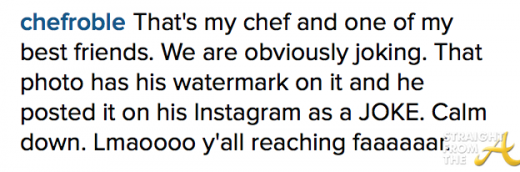 chef roble response 2