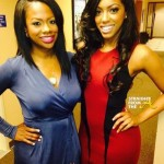 #RHOA Porsha Williams & Kandi Burruss Beef Over Fake Butts…