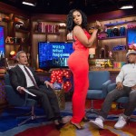 #RHOA Porsha Williams Addresses FAKE BUTT Rumors + JaRule Speaks on 50Cent Beef on 'Watch What Happens LIVE!' [PHOTOS + VIDEO]