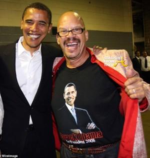 Barack Obama Tom Joyner