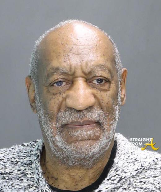 Bill Cosby Mugshot 2015