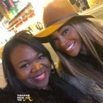 Michelle ATLien Brown Cynthia Bailey NYC 2