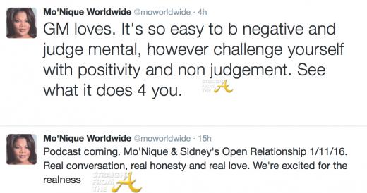 Mo'Nique Tweets 2