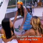 #RHOA Cynthia Bailey Admits She 'Overreacted' During Porsha Williams Boat Battle…