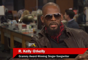 R. Kelly Huffington Post