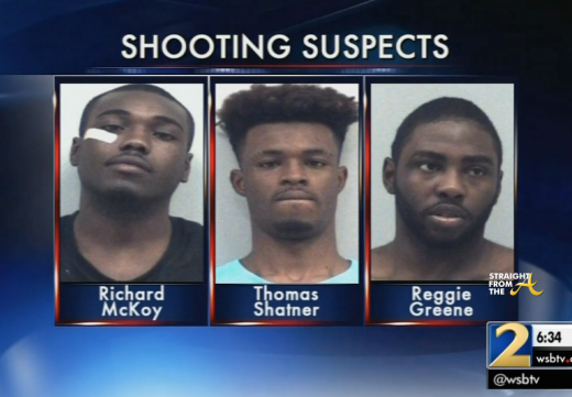 Shooting Suspects - StraightFromTheA