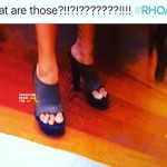 Tammy McCall Browning Shoes - RHOA