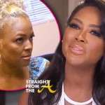 #RHOA Kenya Moore Blasts Kim Fields For Being Boring & Dysfunctional… [VIDEO]