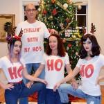Funny? Or Nah? 'Ho Ho Ho' Family Christmas Card Goes Viral… [PHOTOS]