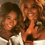 #RHOA Cynthia Bailey & Daughter Noelle Robinson Cover Heart & Soul Magazine… [PHOTOS]